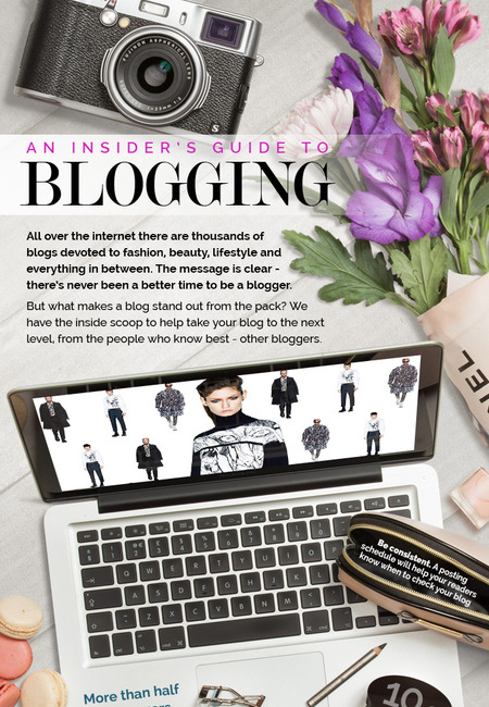 An insiders guide to blogging