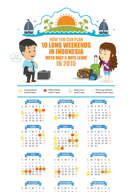 Long weekend 2015 01
