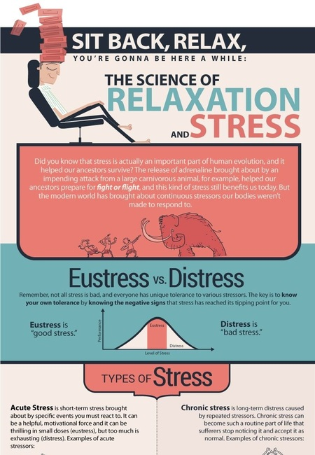 Thebackstore stress and relaxation