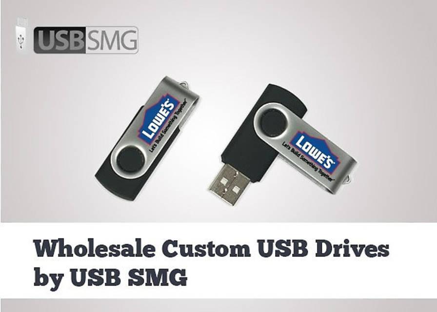 Wholesale custom usb drives by usb smg