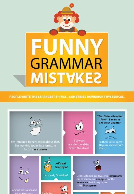 Funny grammar mistakes