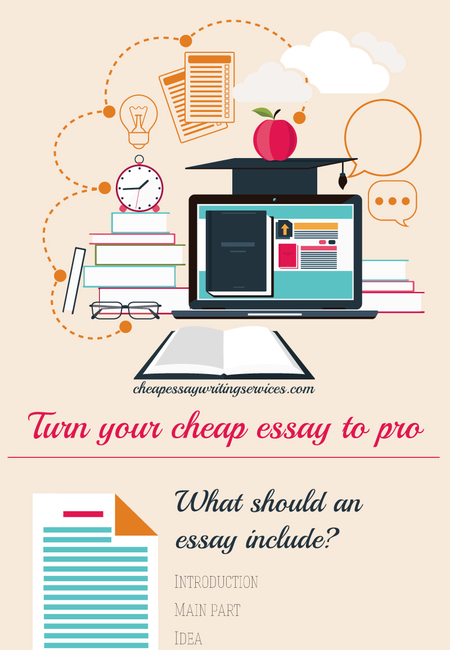 Turn your cheap essay to pro