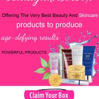 Beauty advisor box