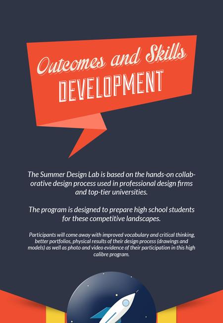 Summer design lab