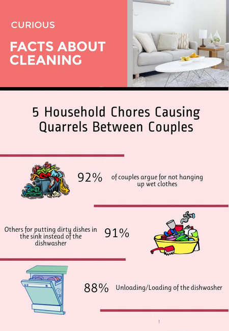 Curious facts about cleaning