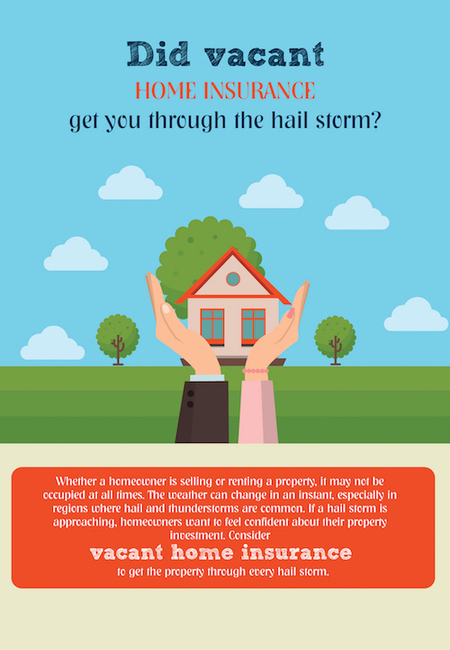 Vacant home insurance
