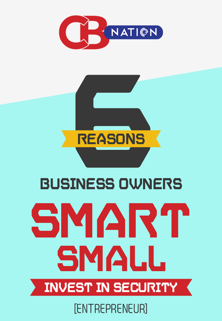6 reasons smart small business owners invest in security  entrepreneur