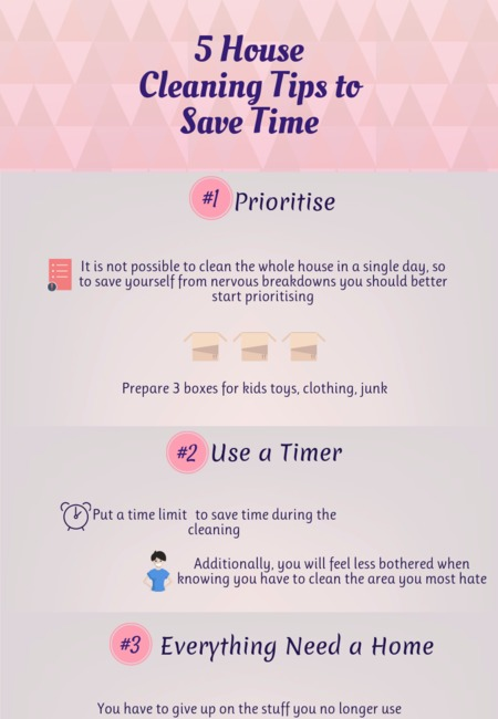 Wigan5 house cleaning tips to save time