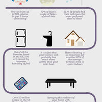 8 curious facts about house cleaning