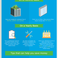5 most common reasons for hvac breakdowns infographic