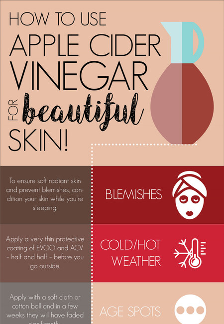Apple cider vinegar benefits for skin 1