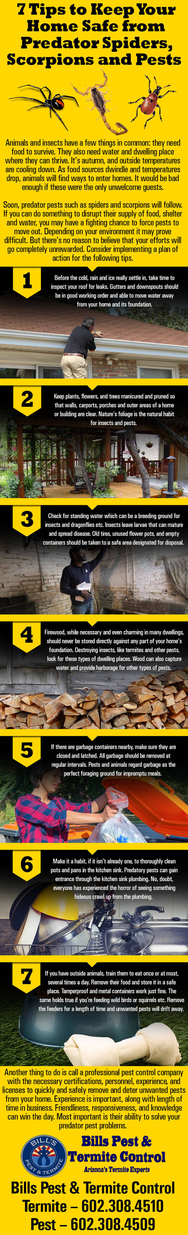 Infographic 145 7 tips to keep your home safe