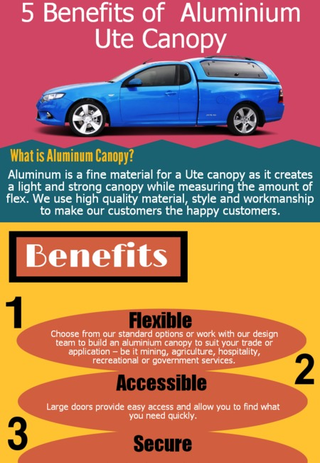5 benefits of aluminium ute trays