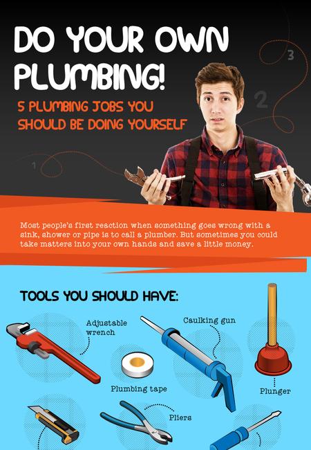 Plumbing hacks