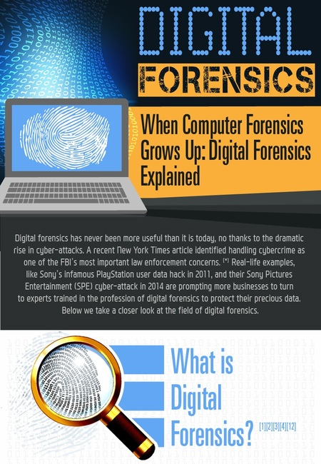 what is digital forensics and what