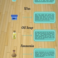 How not to clean hardwood floors