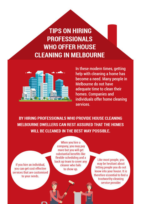 Tips on hiring professionals who offer house cleaning in melbourne1