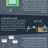 Money saving tips for winter
