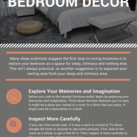 Where to start with bedroom decor