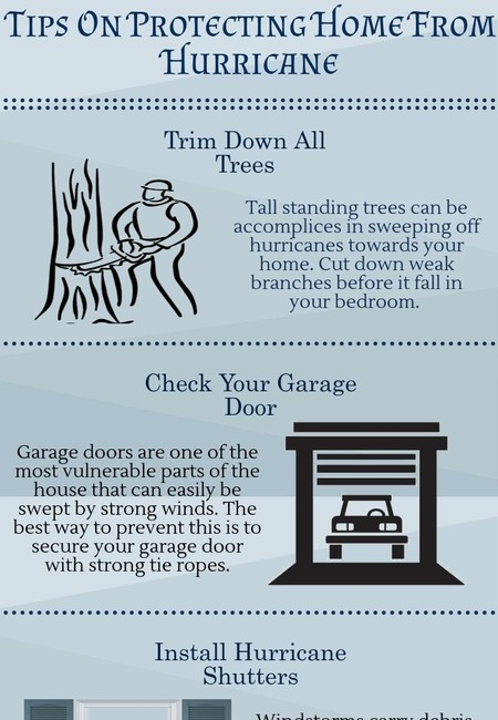 Tips on protecting home from hurricane