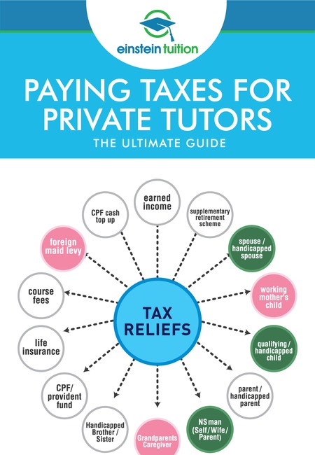 Paying taxes for private tutors