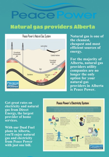 Natural gas providers alberta