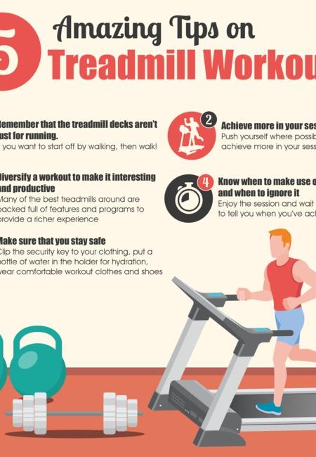 Tips treadmill workout