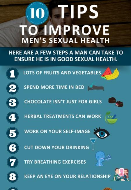 10 tips to improve men%e2%80%99s sexual health