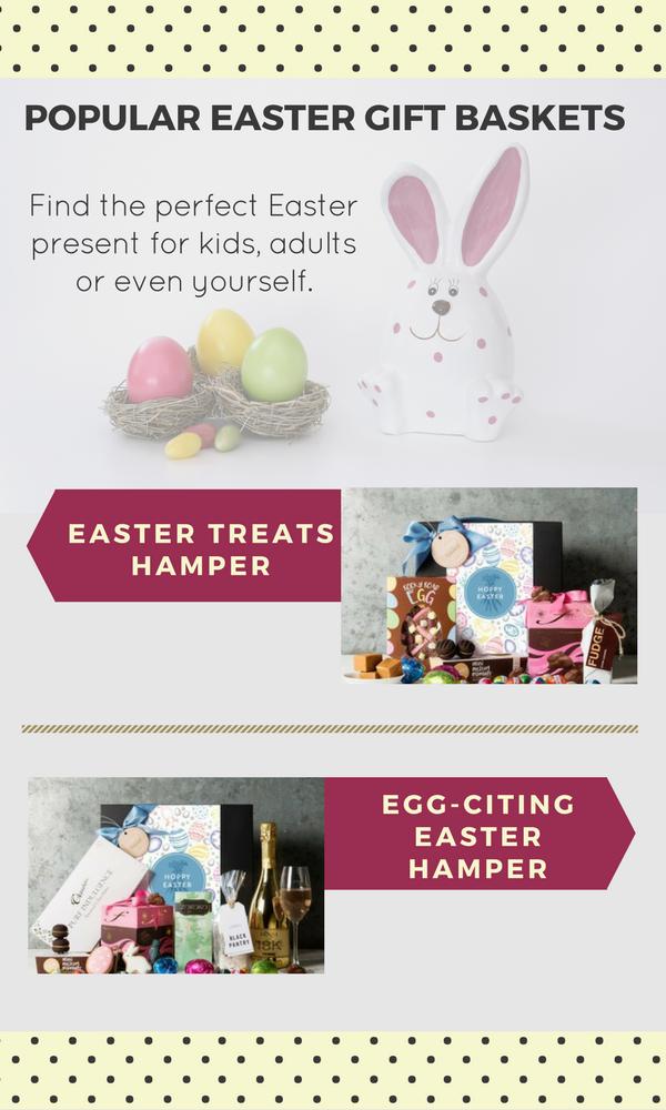 Popular Easter Gift Baskets