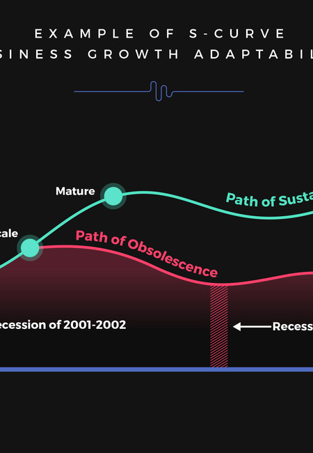 S curve business growth 8