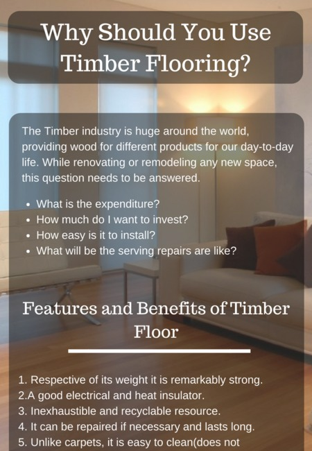 Why should you use timber flooring