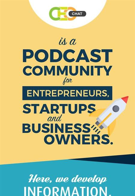 Get effective business startup podcasts for startups from ceo chat