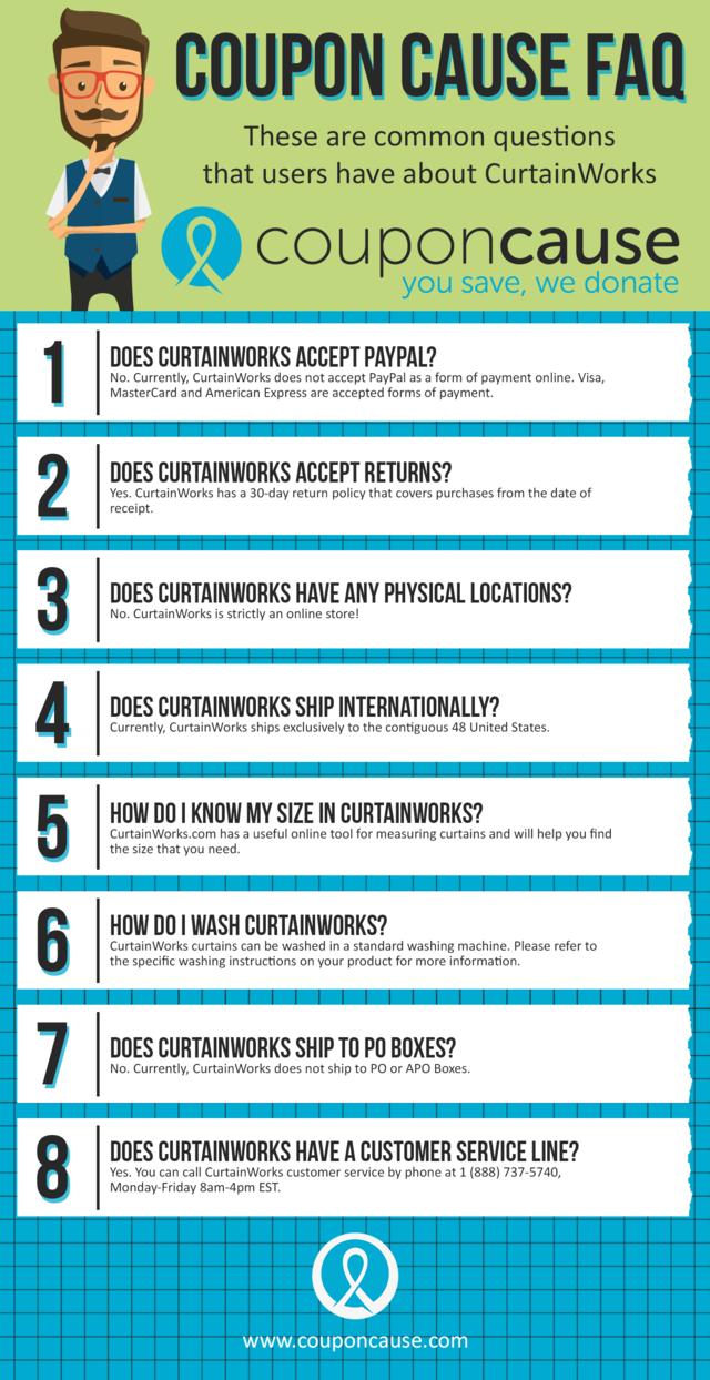 Curtainworks infographic
