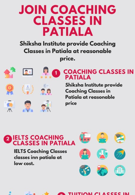 Join coaching classes in patiala