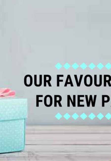 Our favourite gifts for new parents img