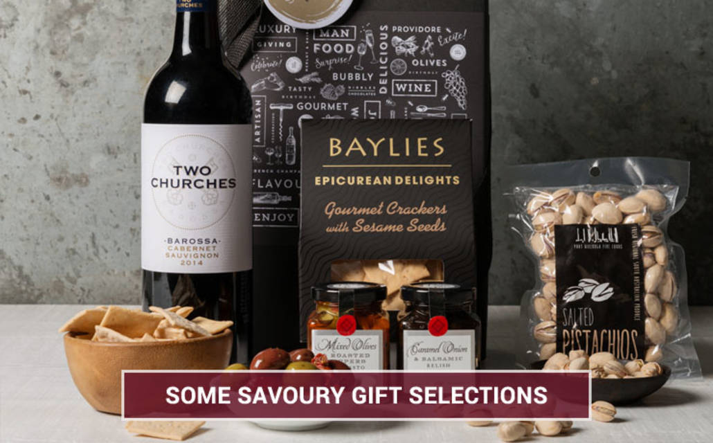 Some savoury gift selections img
