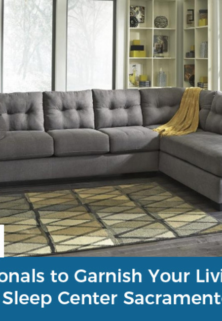 Buy sectionals to garnish your living room from sleep center sacramento  ca