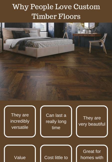 Why people love custom timber floors