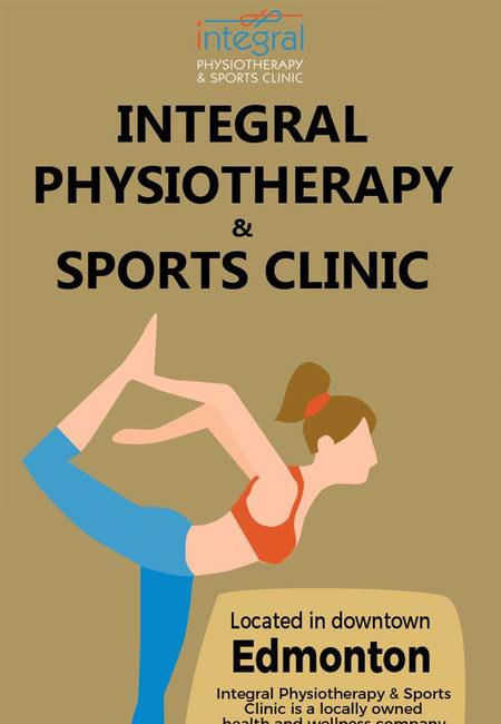 Integral physio   a leading health and wellness clinic in downtown  edmonton