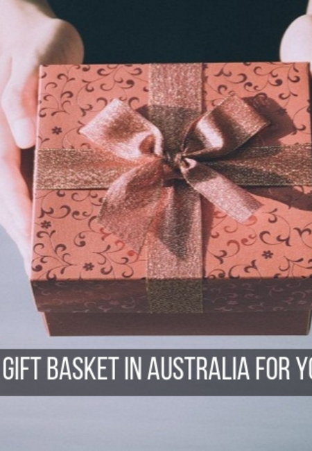 Find romantic gift basket in australia for your loved ones