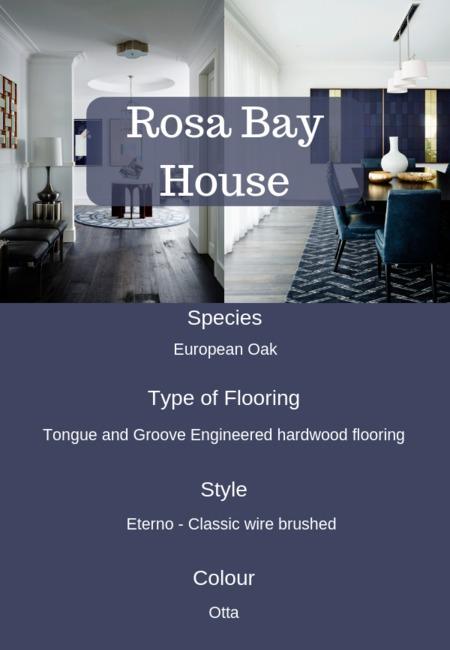 Rosa bay house