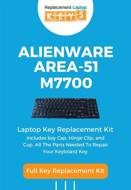 Shop high quality alienware area 51 m7700 laptop replacement keys online