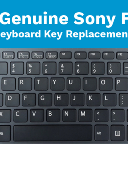 Order genuine sony fit 13a laptop keyboard key replacements online