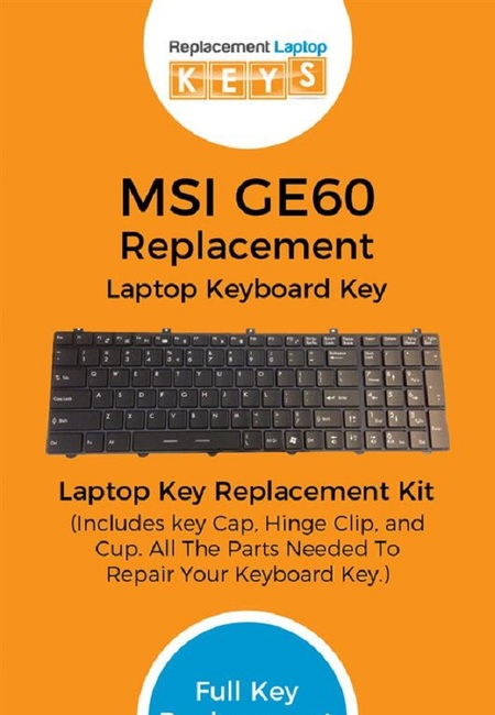 Buy original msi ge60 replacement laptop keyboard keys online 600