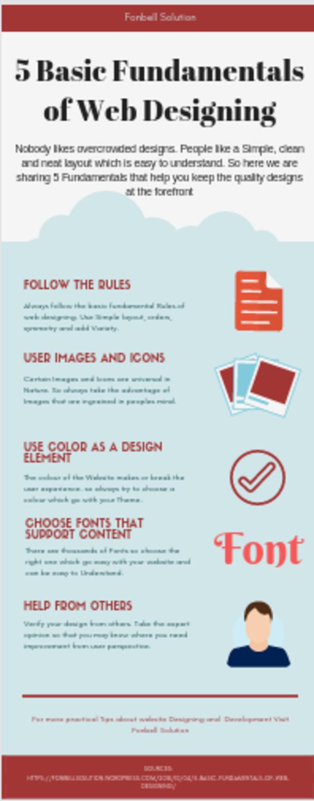 Fundamantals of web designing