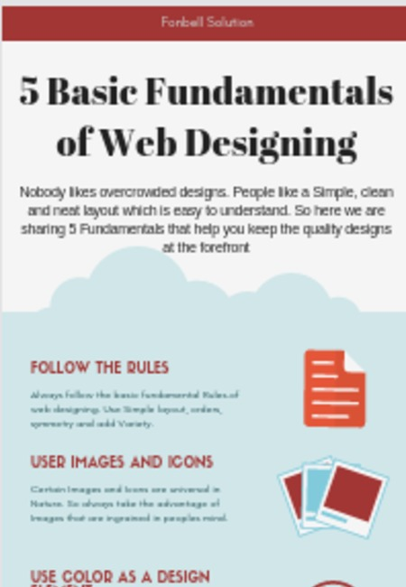 Fundamantals of web designing