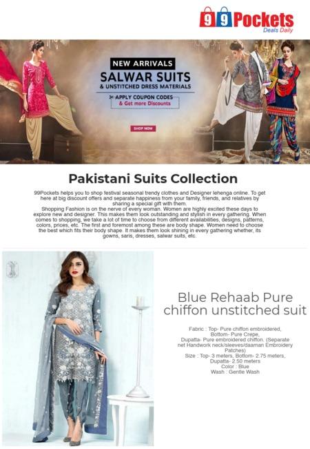 Pakistani suits 33113940