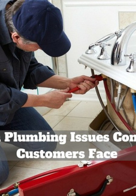 Common plumbing issues commercial customers face