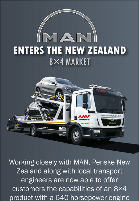 Man enters the new zealand 8%c3%974 market