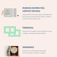 Few tips for eldercare providers
